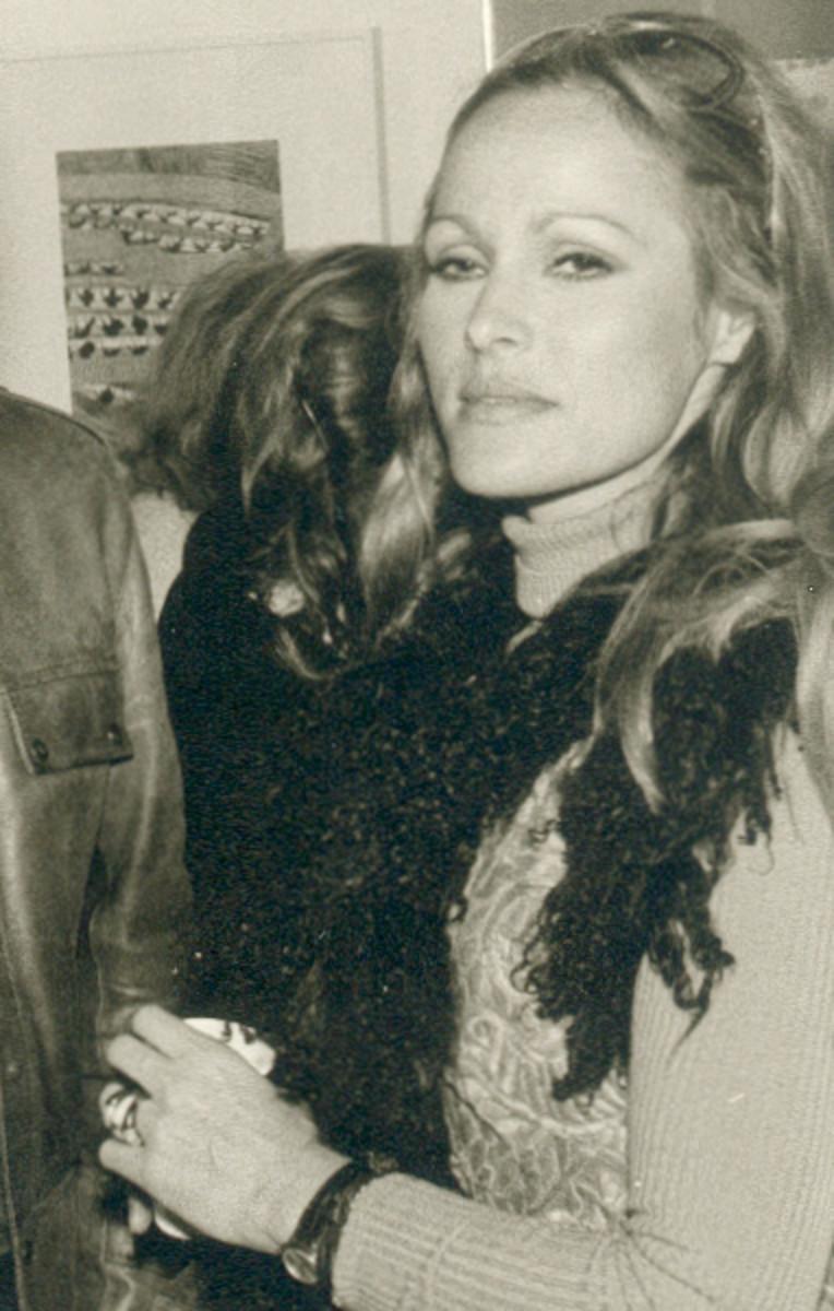 Actress Ursula Andress, 1971.