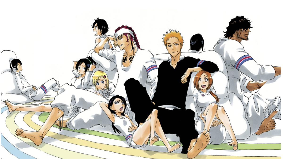 End of Bleach Manga Tribute