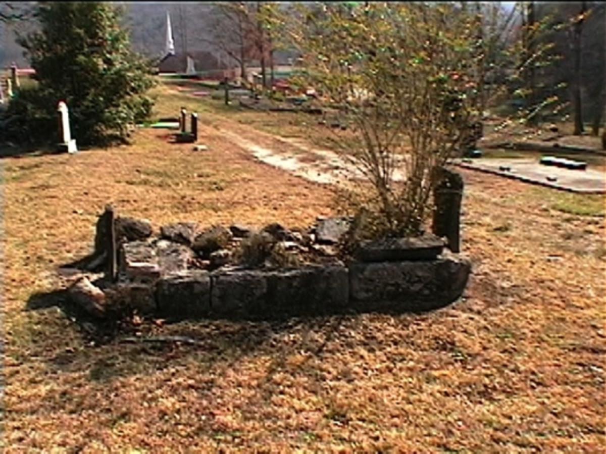 Haunted Cemeteries in Georgia