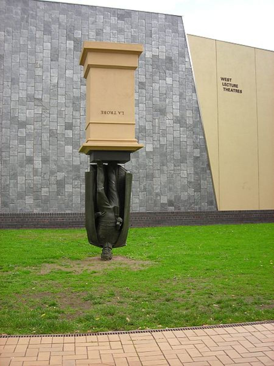 Sculpture by Charles Robb, Melbourne/Australia