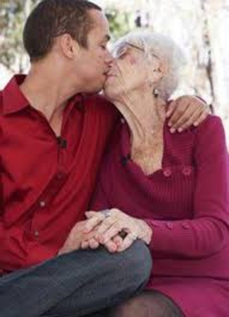 Tips on dating older woman