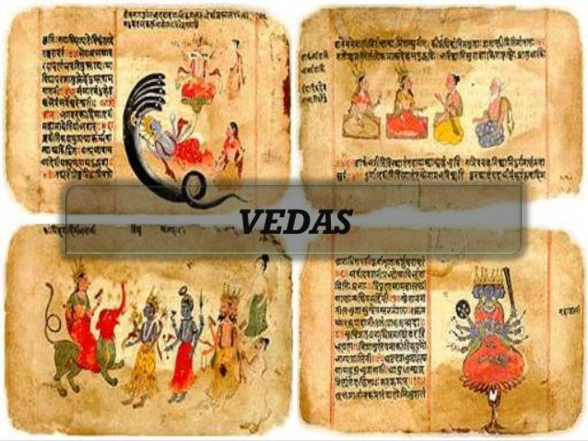 Sanskrit Of The Vedas Vs Modern Sanskrit: The People Living Of Early Vedic (Rigvedaic Age) And Later