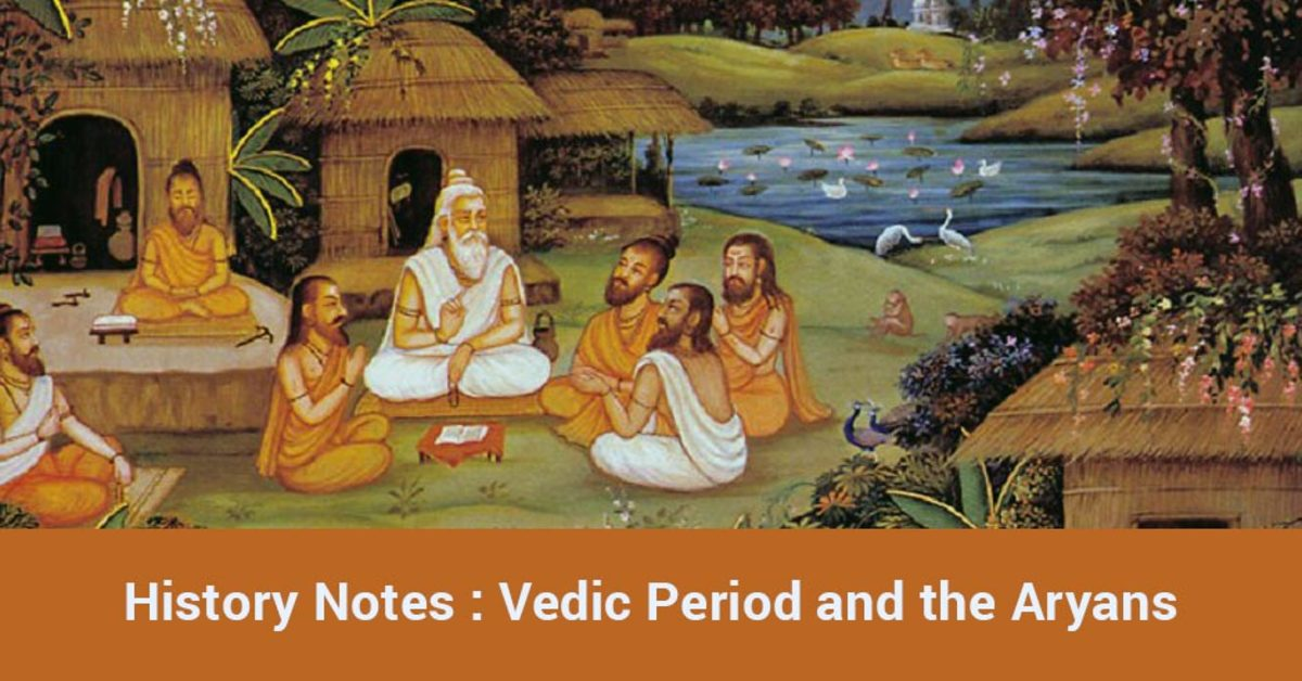 The People Living of Early Vedic (Rigvedaic Age) and Later Vedic