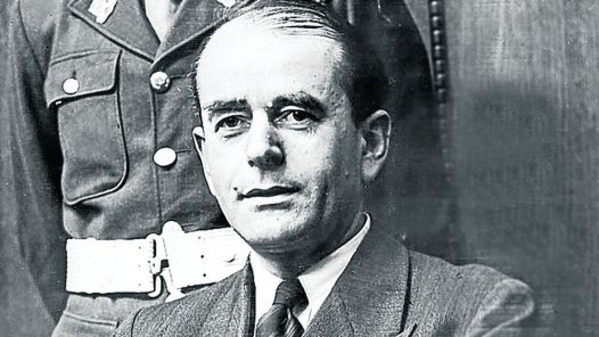 How The Nazi Albert Speer Used The Events Of World War Two To His Advantage