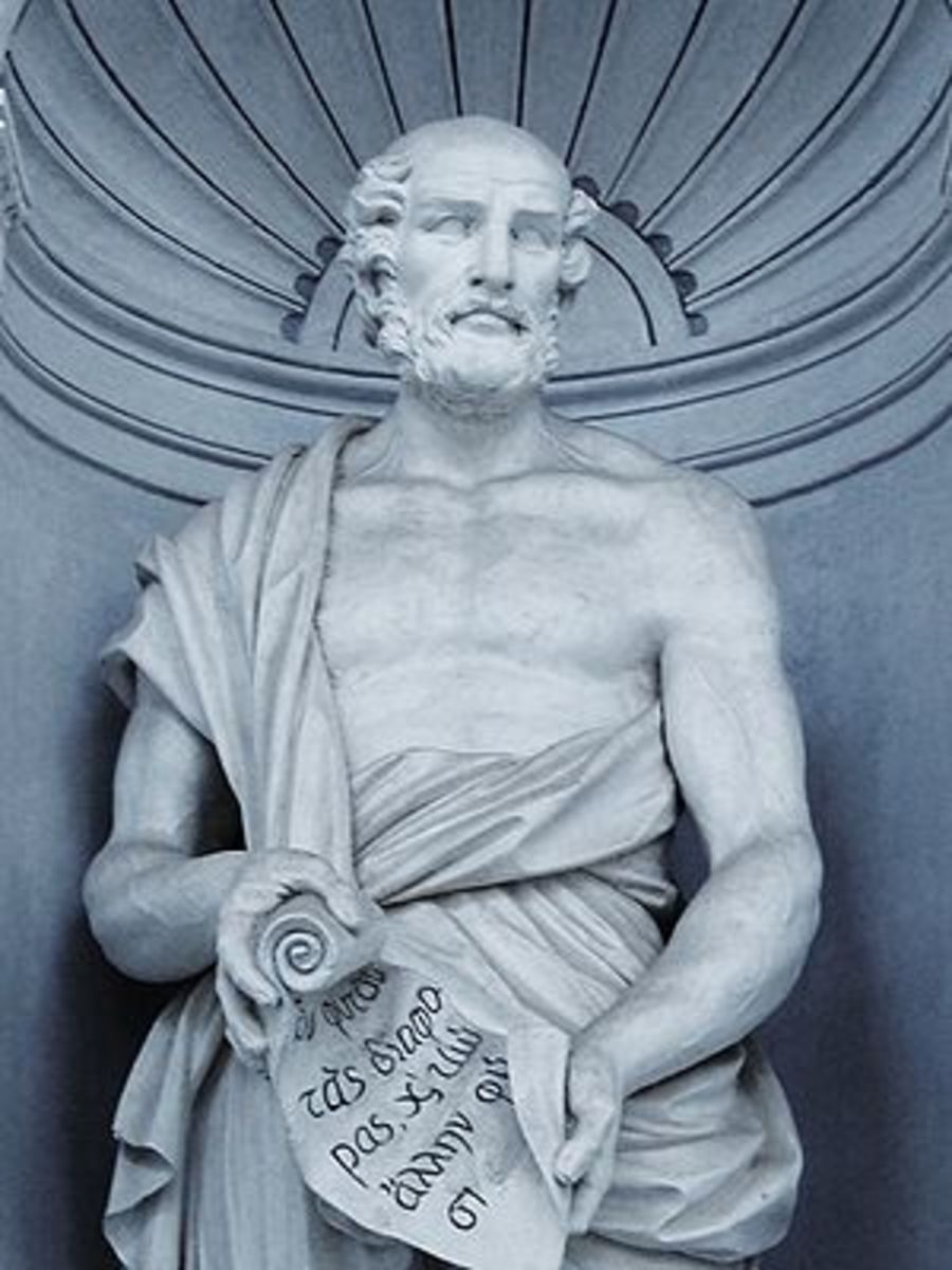 Theophrastus-Father of Botany
