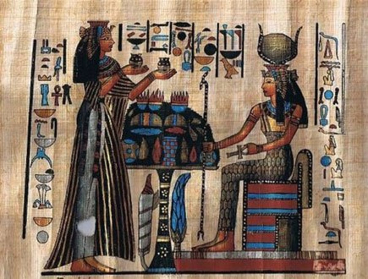 Ancient Egyptian Healing Herbs