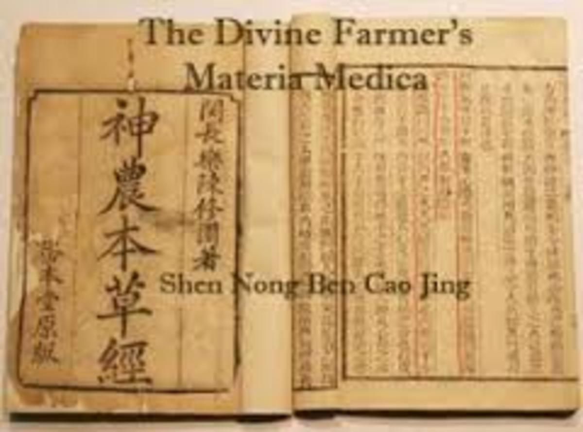 Shennong Ben Cao Jing