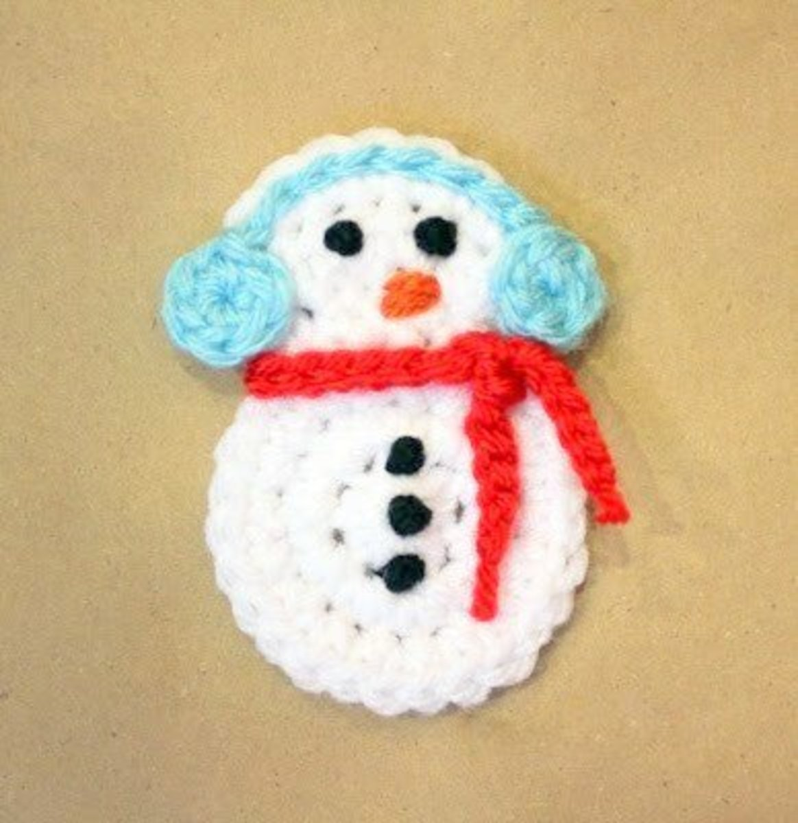 Free Amigurumi Snowman Crochet Patterns