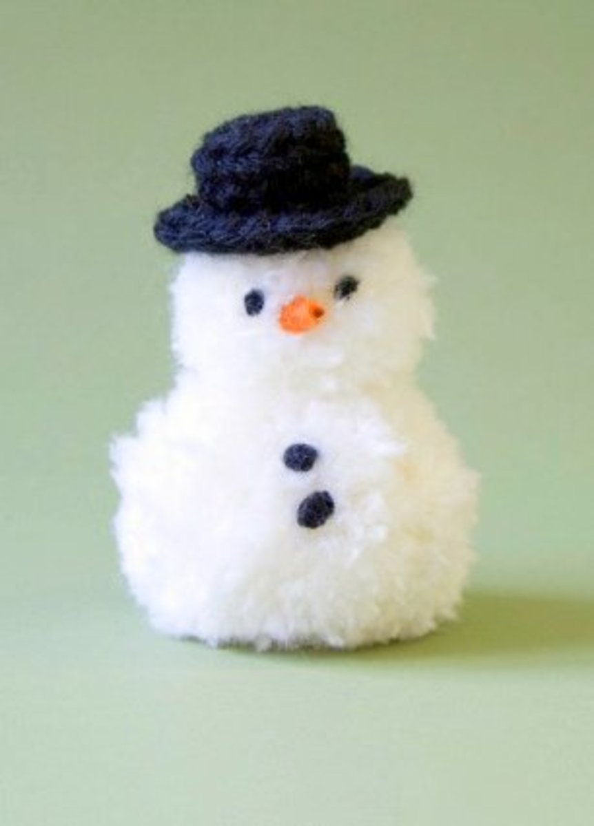 free_amigurumi_snowman_crochet_patterns