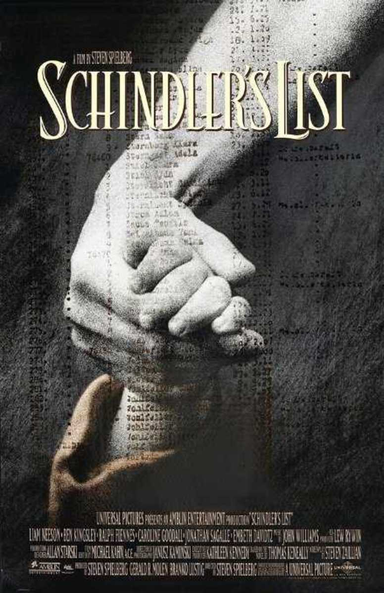 Top 10 Biographical Movies Like 'Schindler's List' You Must Watch