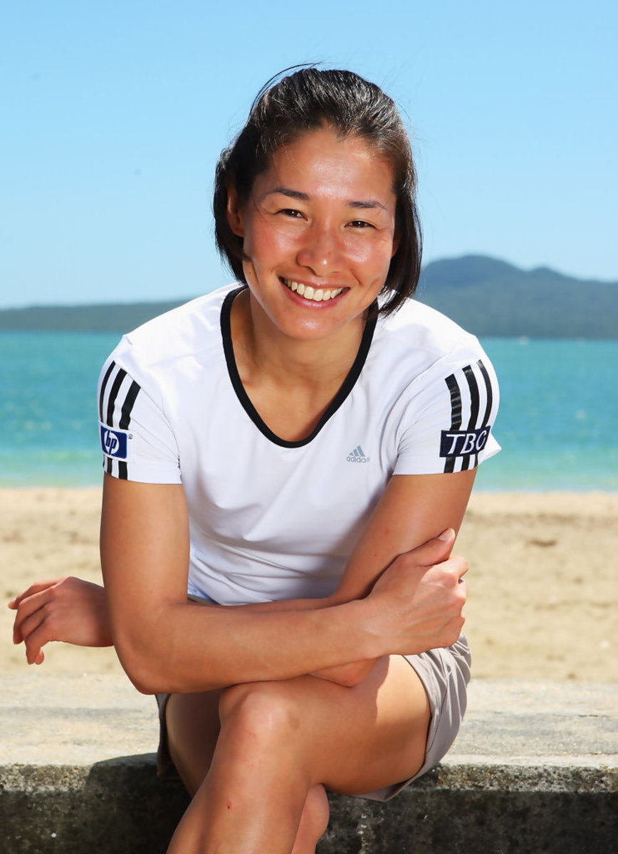 Tennis Player Kimiko Date Krumm Proves That Age Is Just A Number