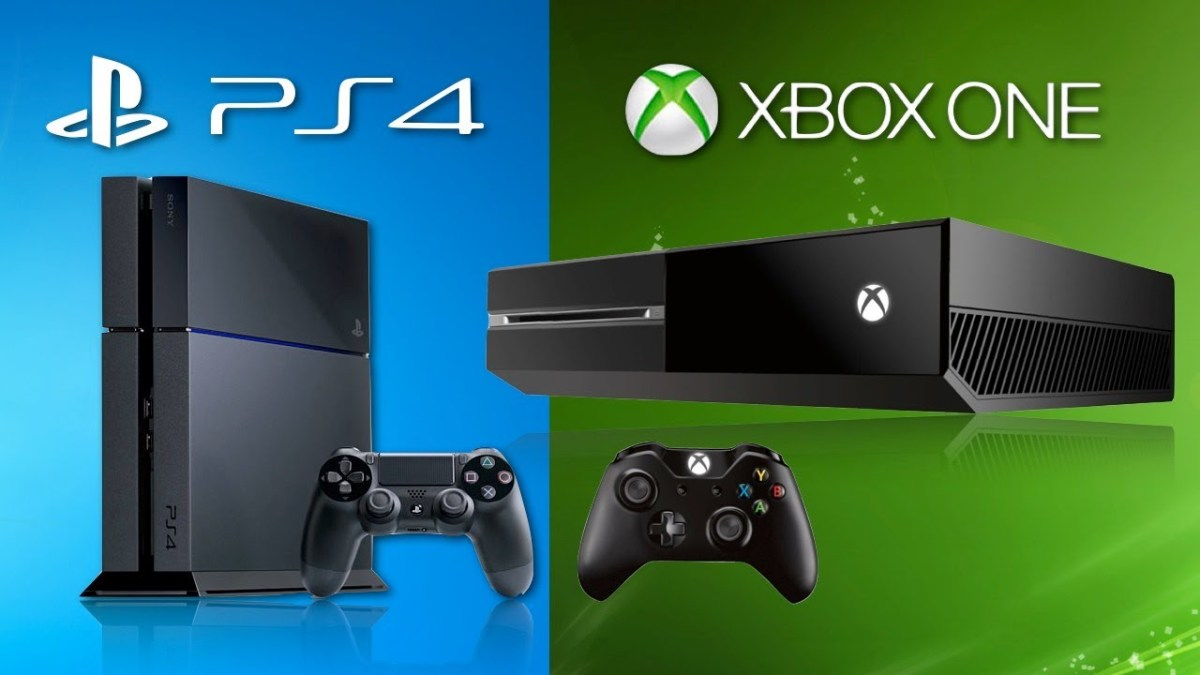 PS4 or X-Box One : Console Wars - Which One Should I Get?