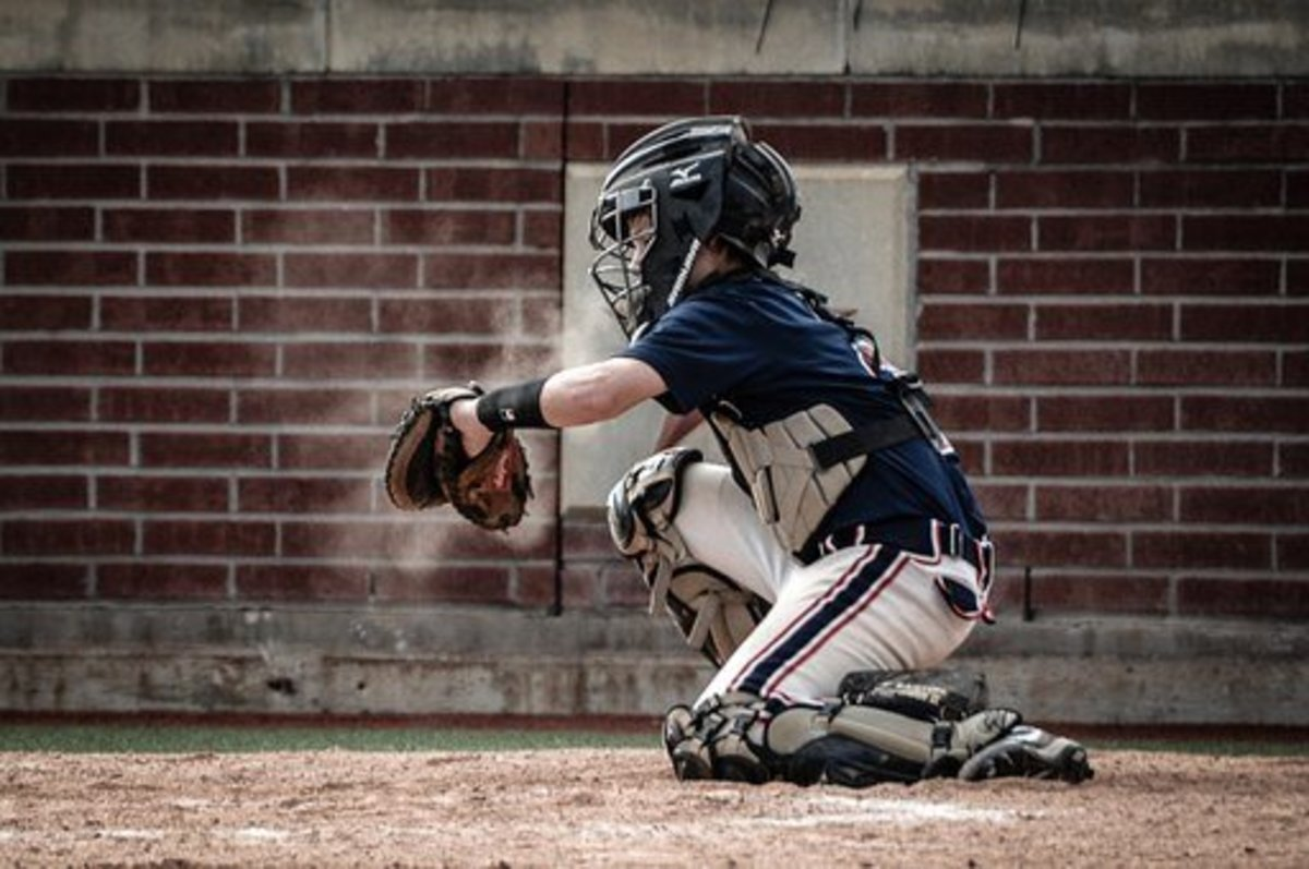 Playing Baseball as a Kid