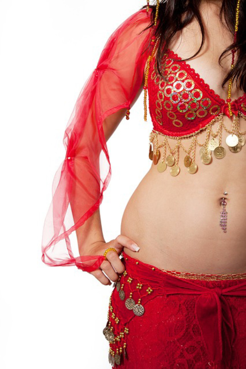 Belly Dance Classes for Weight Loss and Fitness