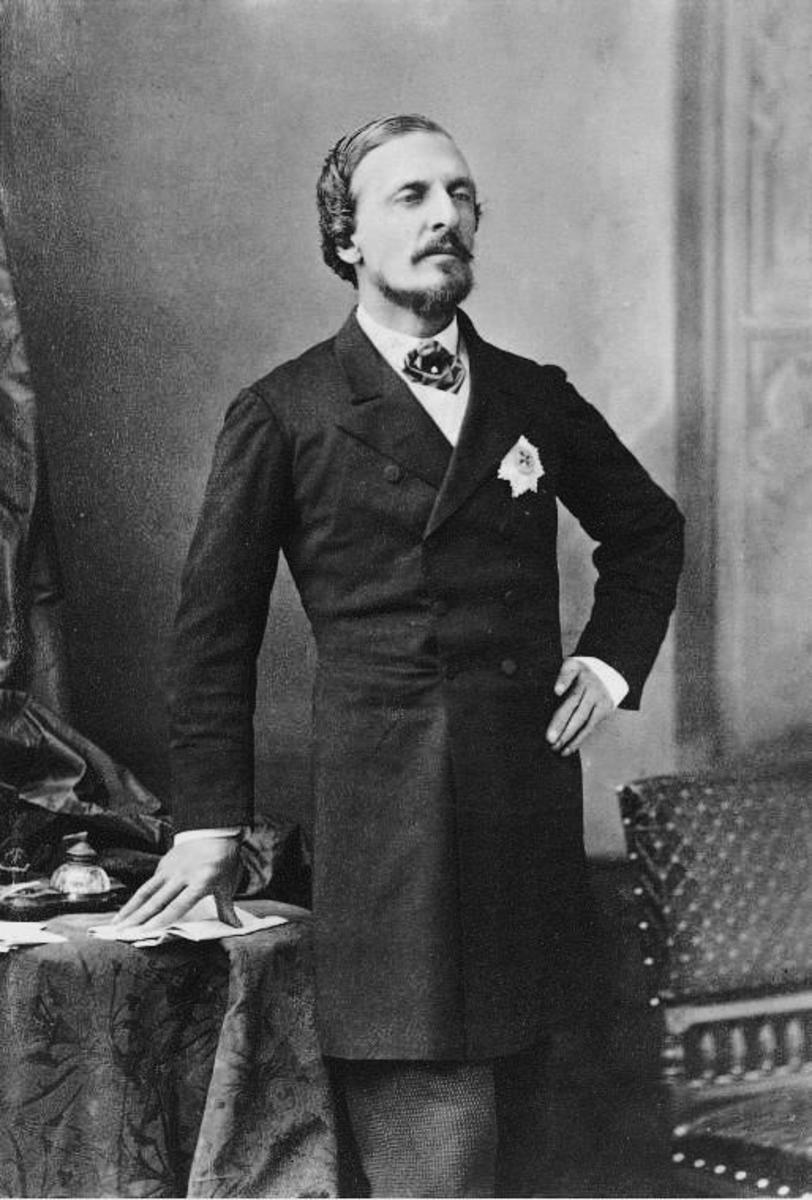 Lord Dufferin.