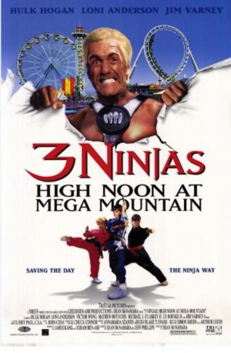 Should I Watch..? 3 Ninjas: High Noon At Mega Mountain