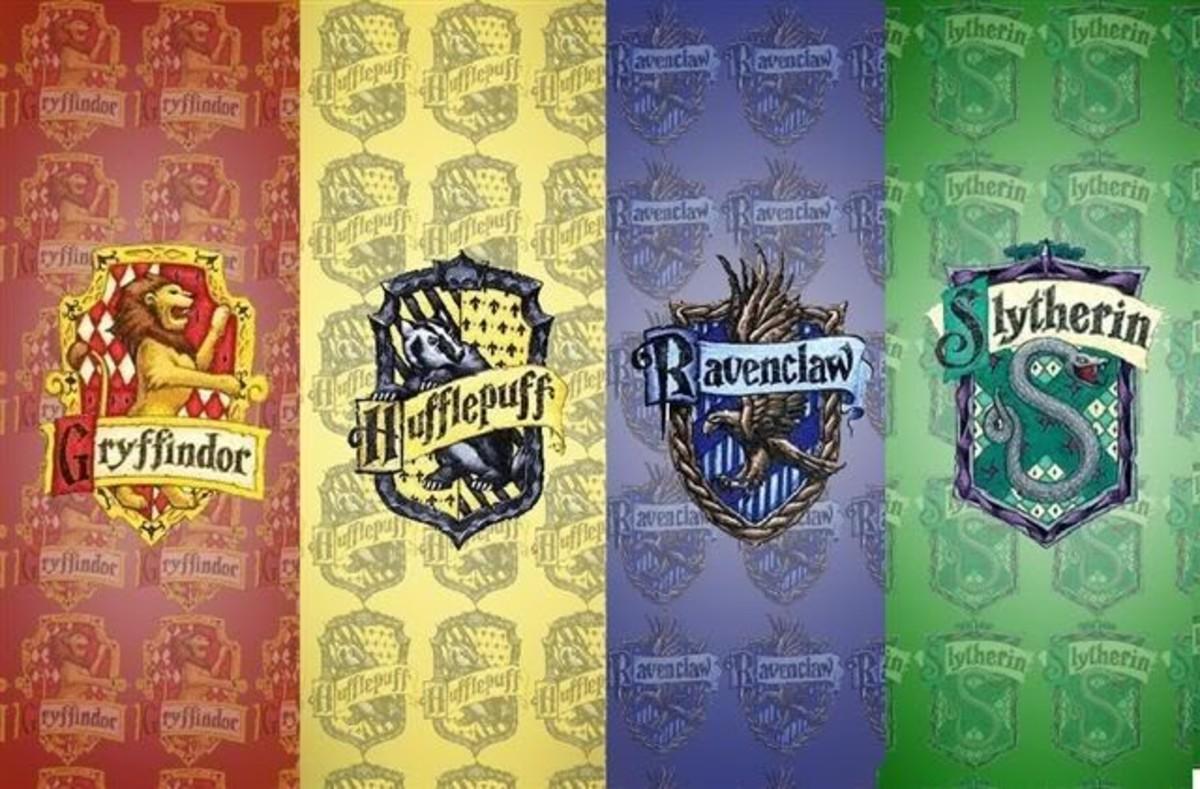 The four houses
