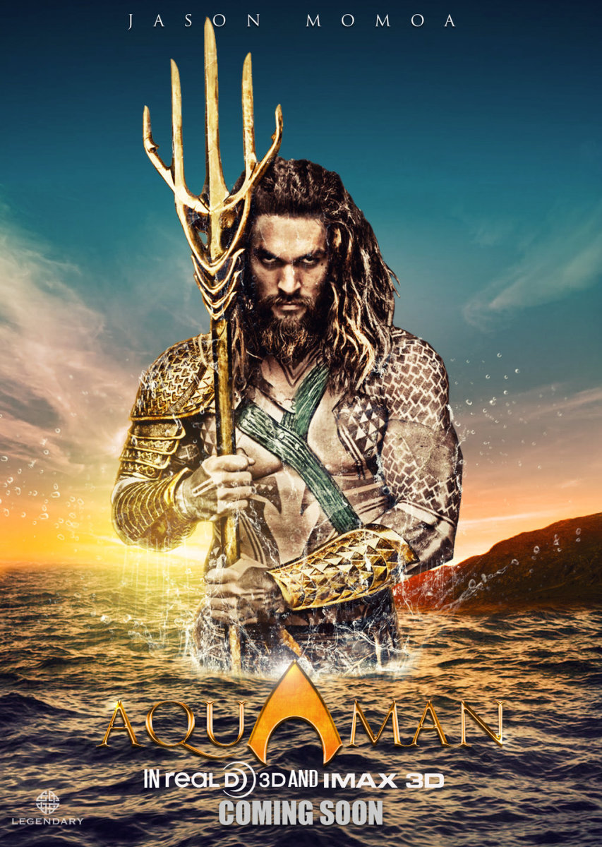 Movies have long been used to acclimate the public to new ideas and technology, introducing the idea that Fish People exist will soon be a reality with the new movie Aquaman.