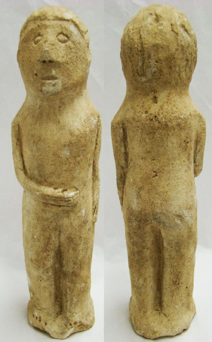 pre-colonial lianito idol
