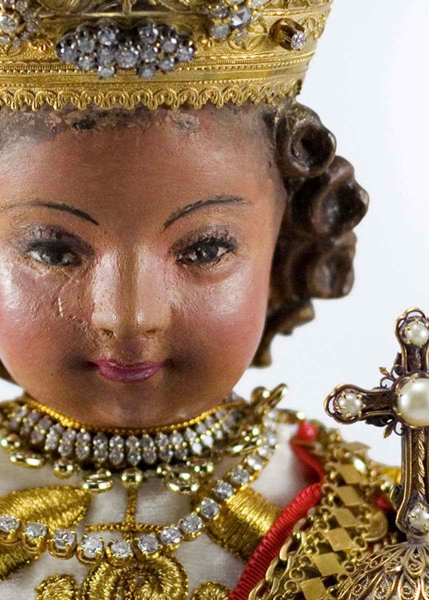 the original Santo Nino de Cebu given by Magellan