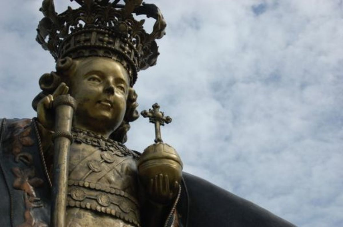 The Santo Niño de Cebu and it's Pagan Origins