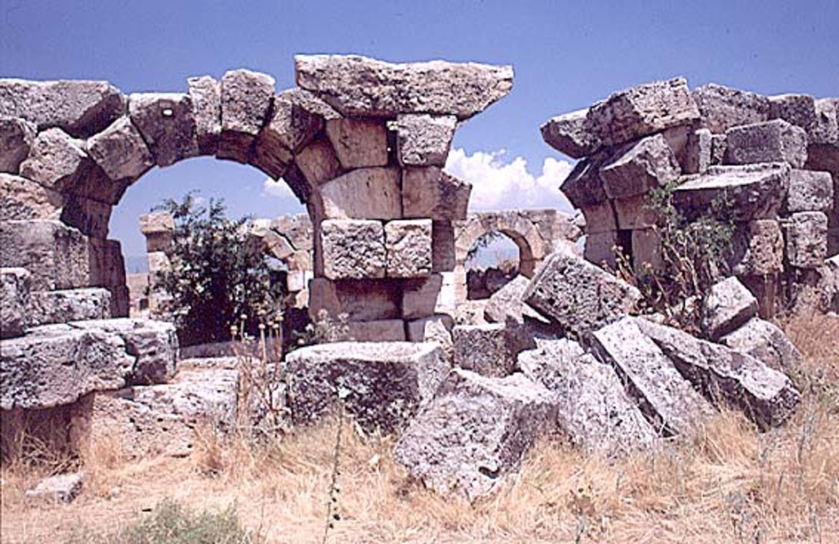 Ruins of Laodicea