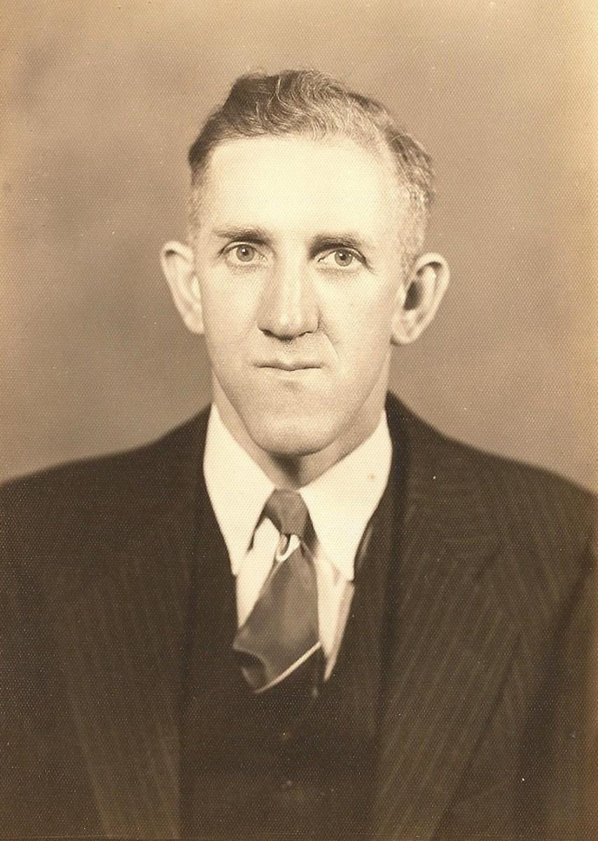 Jesse McGhee of Tyro, Kansas