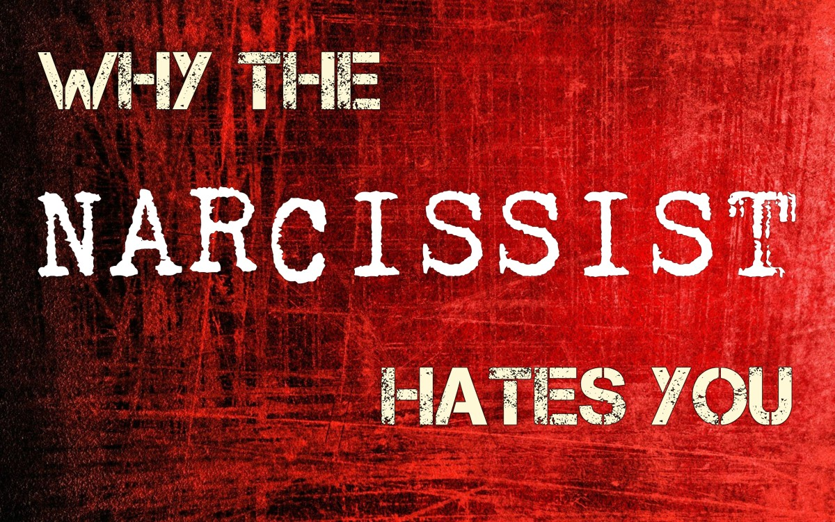 Yes, The Narcissist Hates You