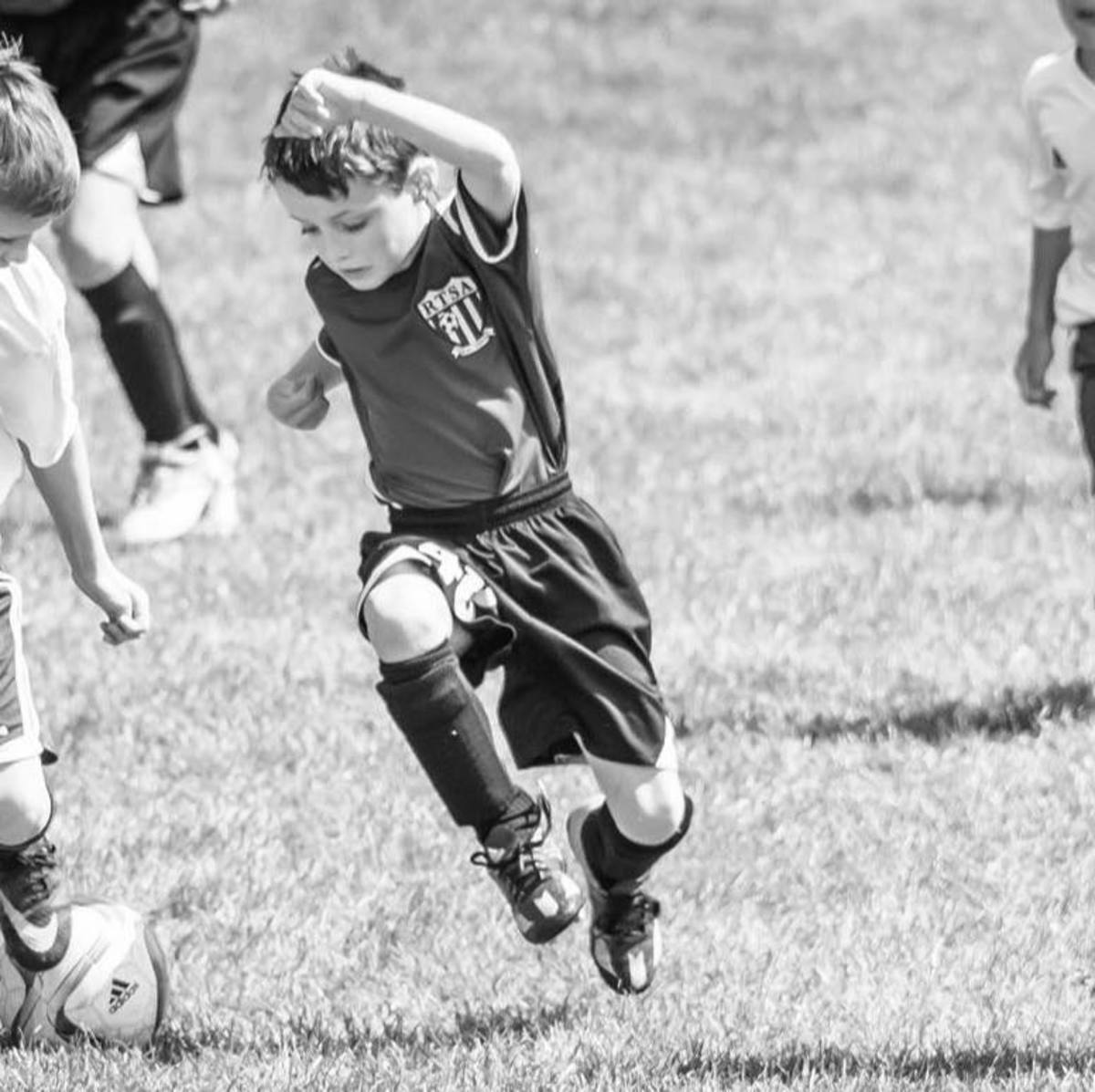 It is important to teach children soccer skills and strategies that they can utilize to develop as players.