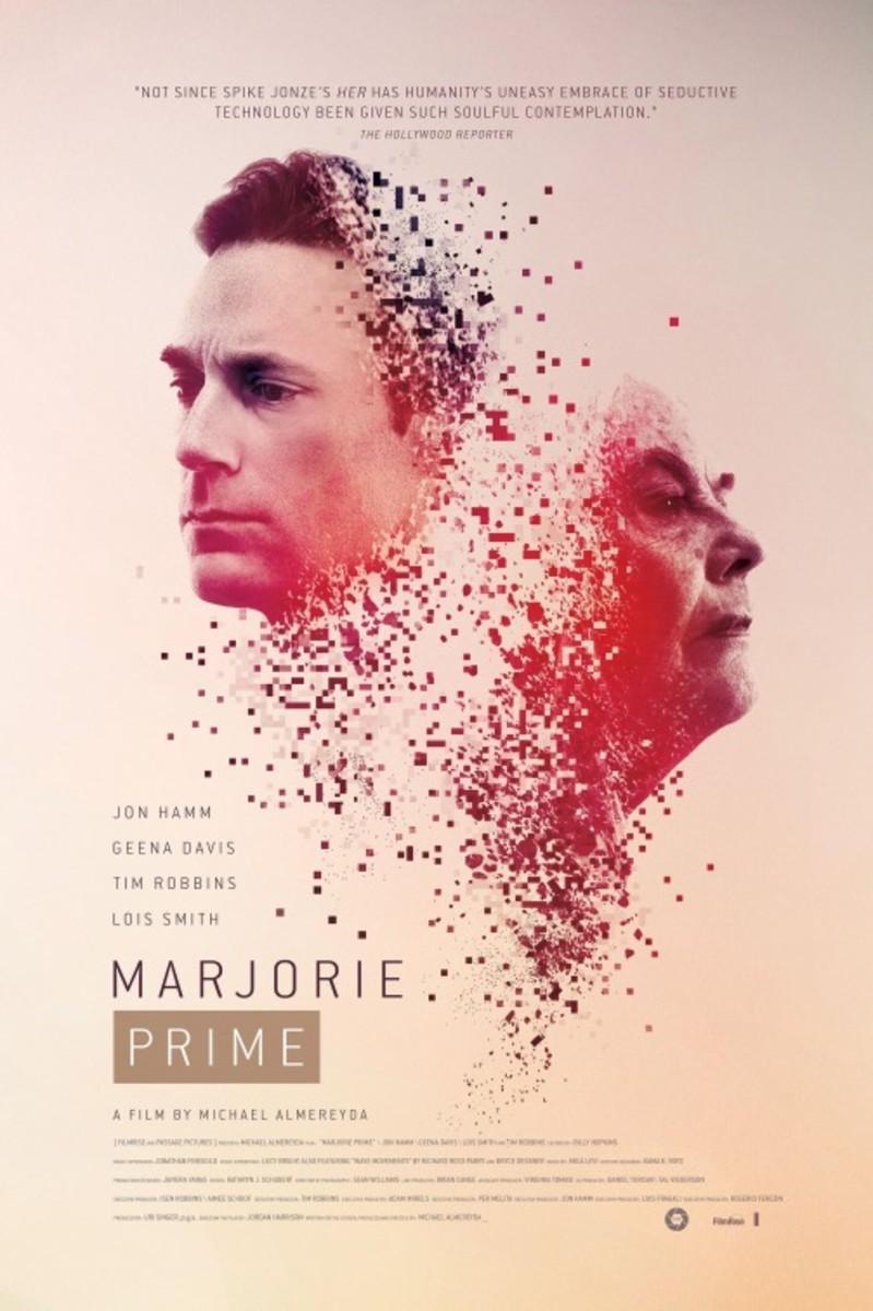 """Marjorie Prime"" - one of the films from the 2017 Sundance Film Festival."