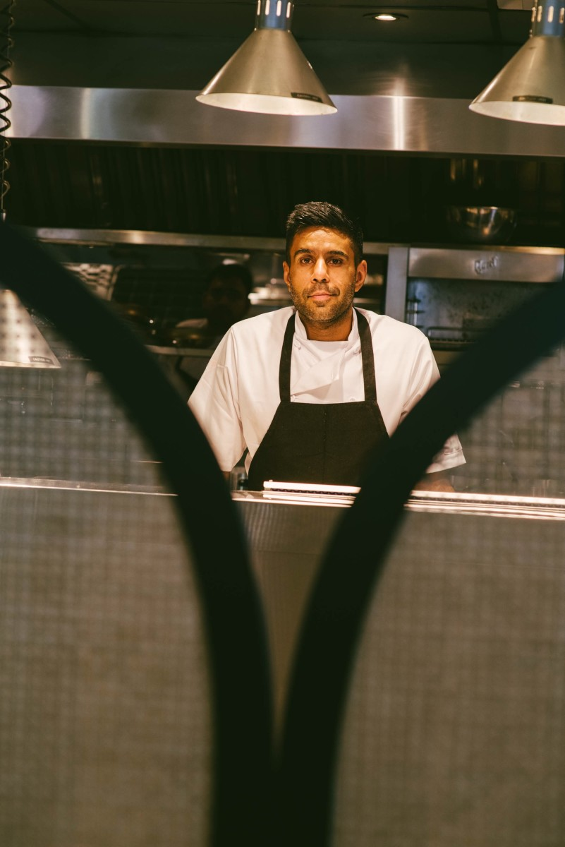Canadian Chef Profiles: Chef Rene Bhullar - Calcutta Cricket Club, Calgary AB