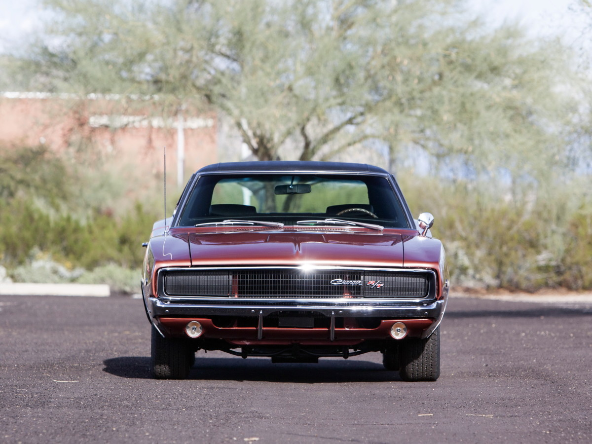 The 1968 Dodge Charger 426 could bolt to 60 mph in under 5 seconds. Not bad for a car that weighed over 4,300 pounds.