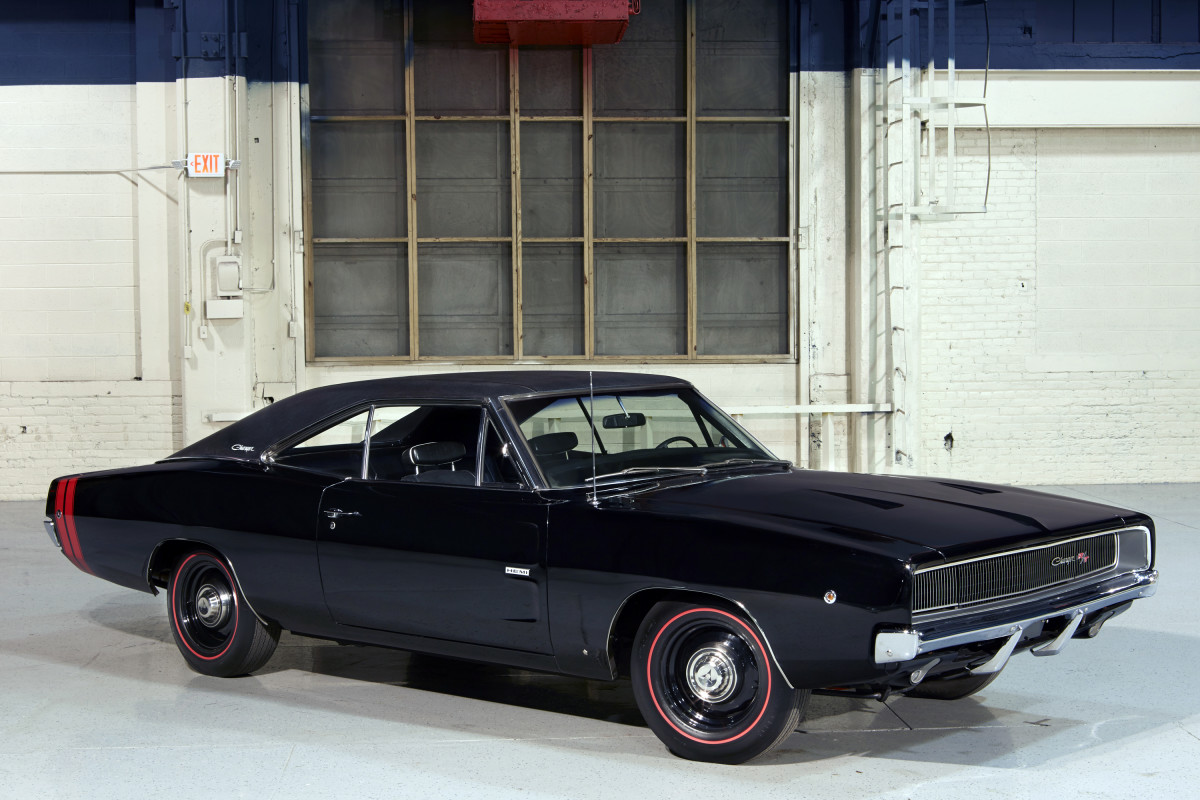 The Charger shot through the quarter mile in 13.2 seconds hitting 105 miles per hour.
