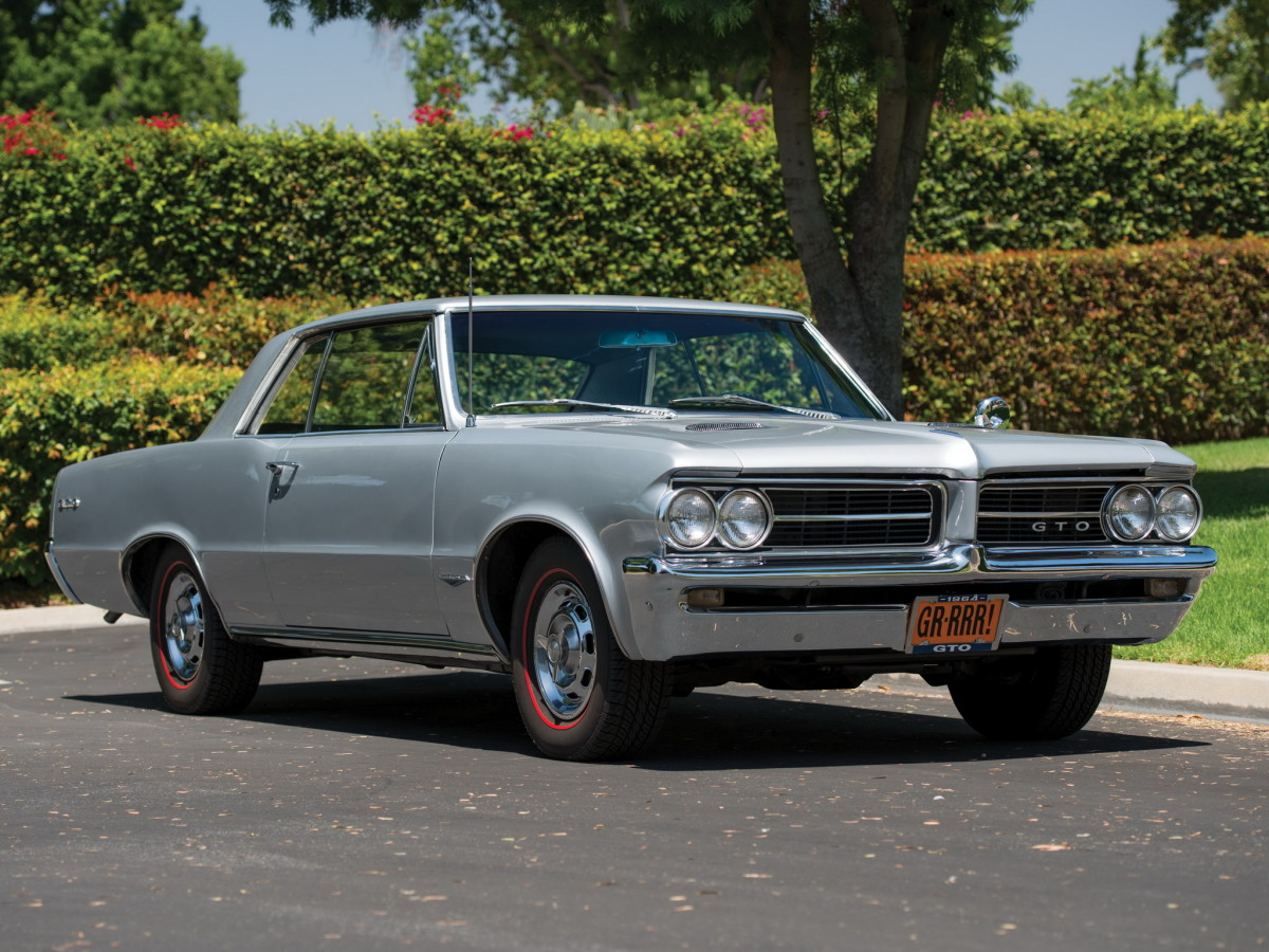 """The public routinely referred to the Tempest GTO as a """"Goat."""""""