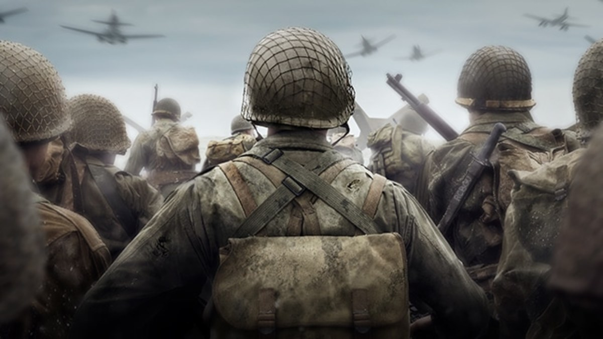 Call of Duty: WW2 - releasing in retailers everywhere November 3rd, 2017