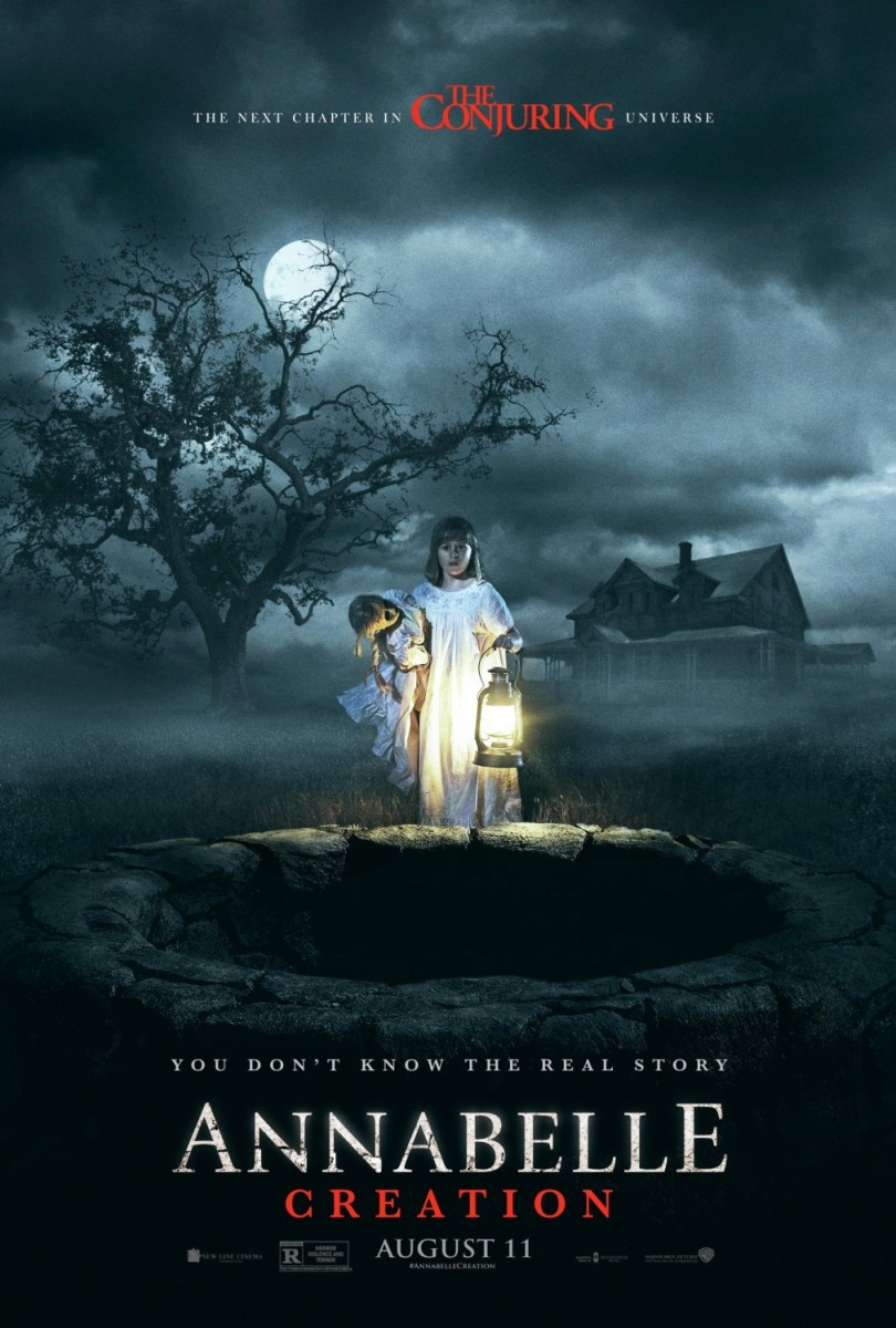 "Movie Review: ""Annabelle: Creation"""