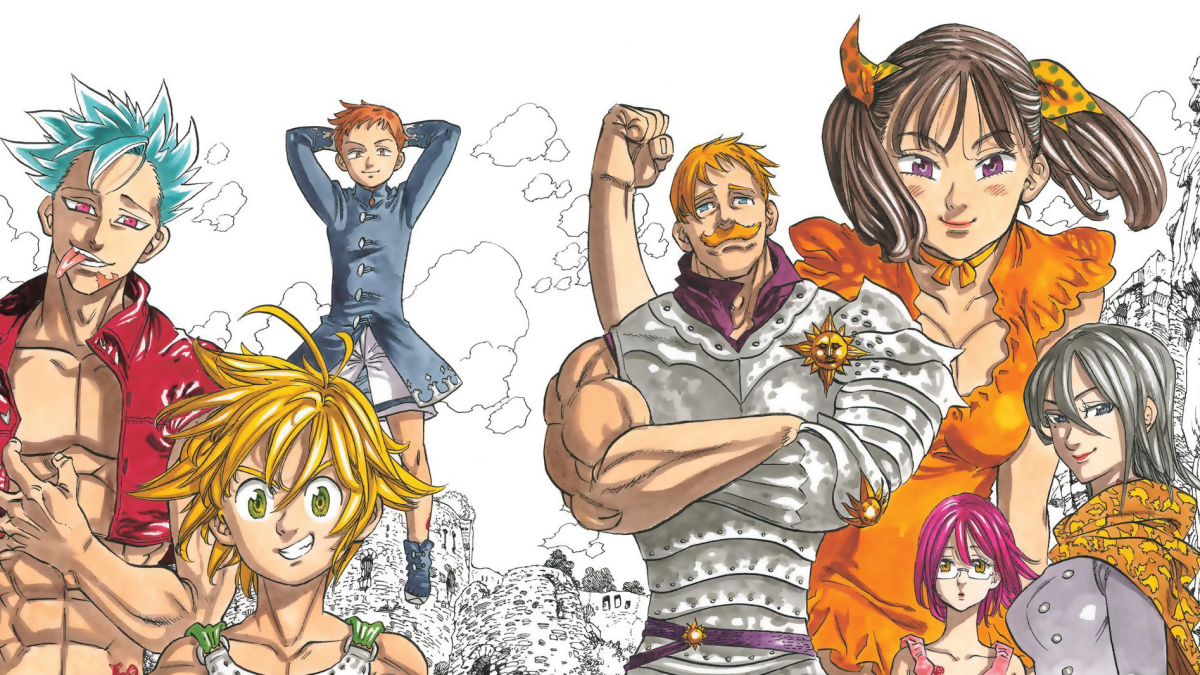 43 Facts About Nanatsu No Taizai (the Seven Deadly Sins)