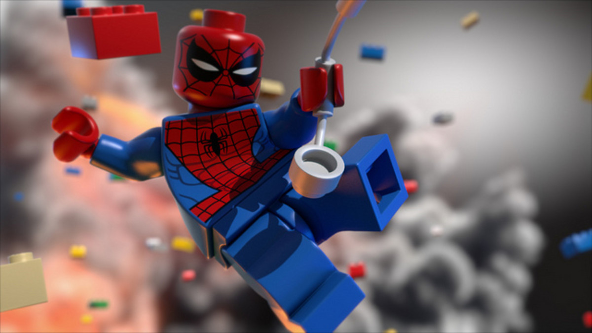 LEGO Marvel Super Heroes — Spider-Man