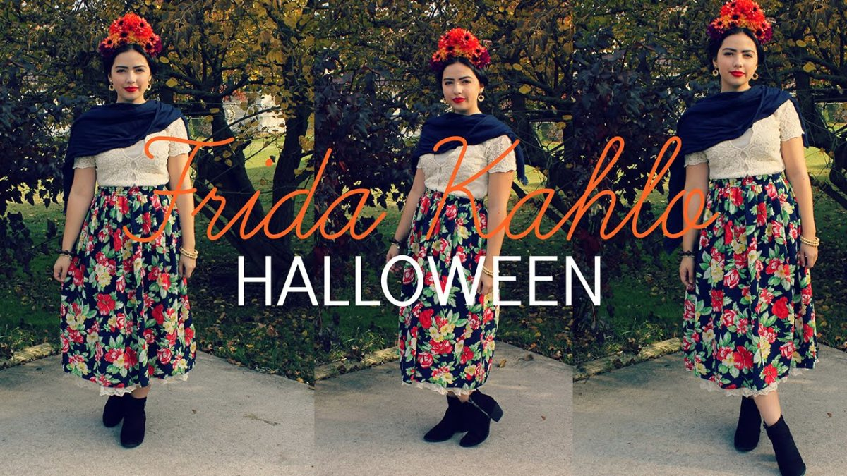 Make your own Frida Kahlo costume