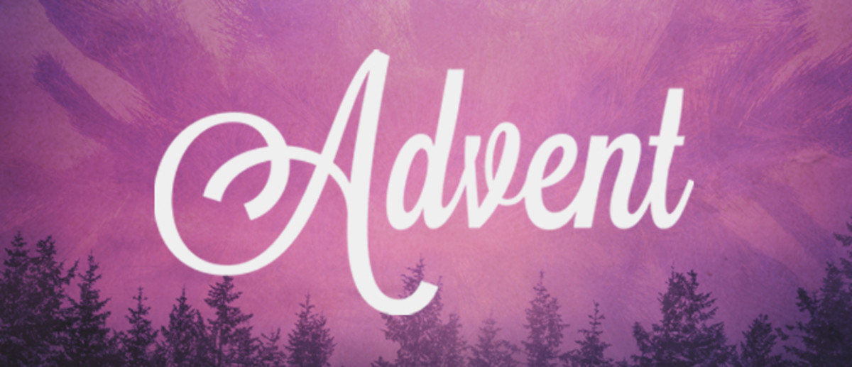 Advent: Season of Hope, Peace, Joy and Love