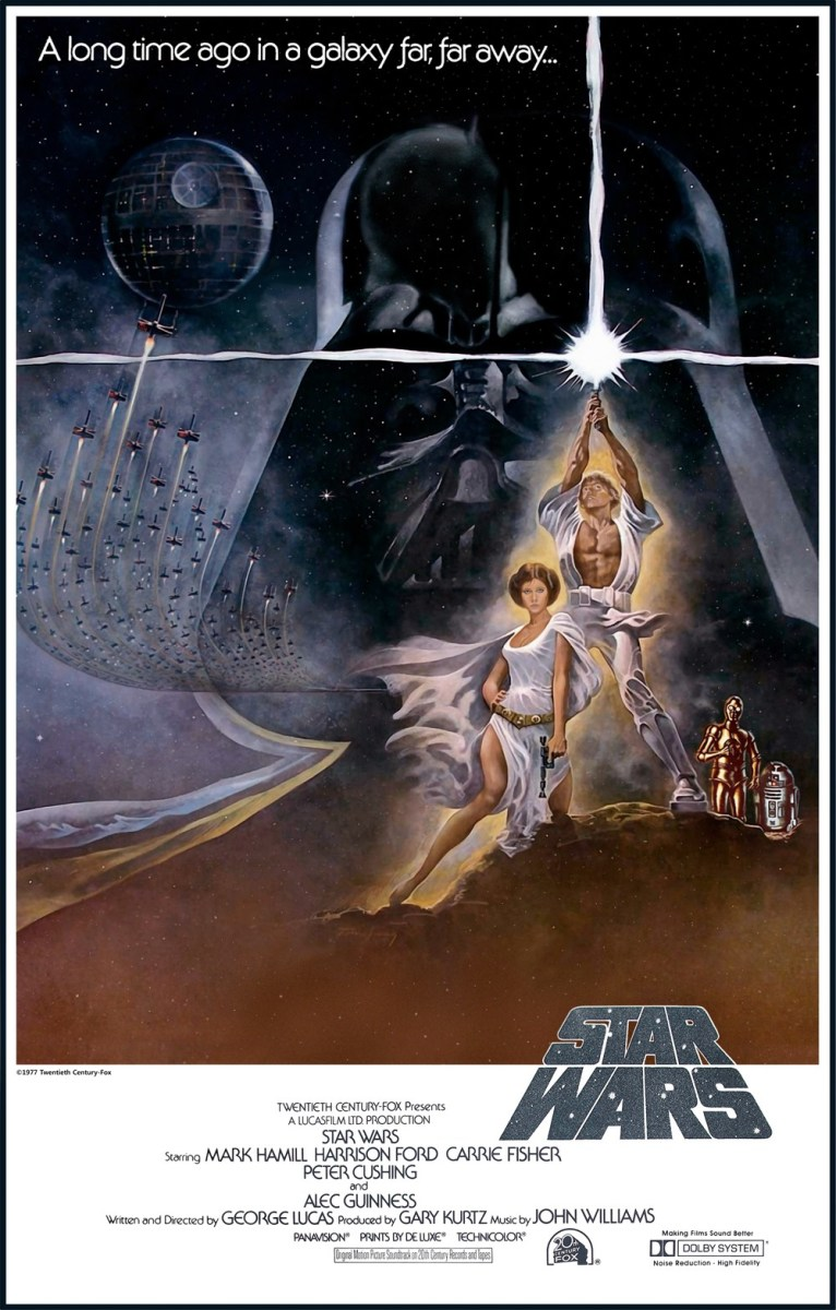 Movie Review: Star Wars: Episode IV: A New Hope (1977)