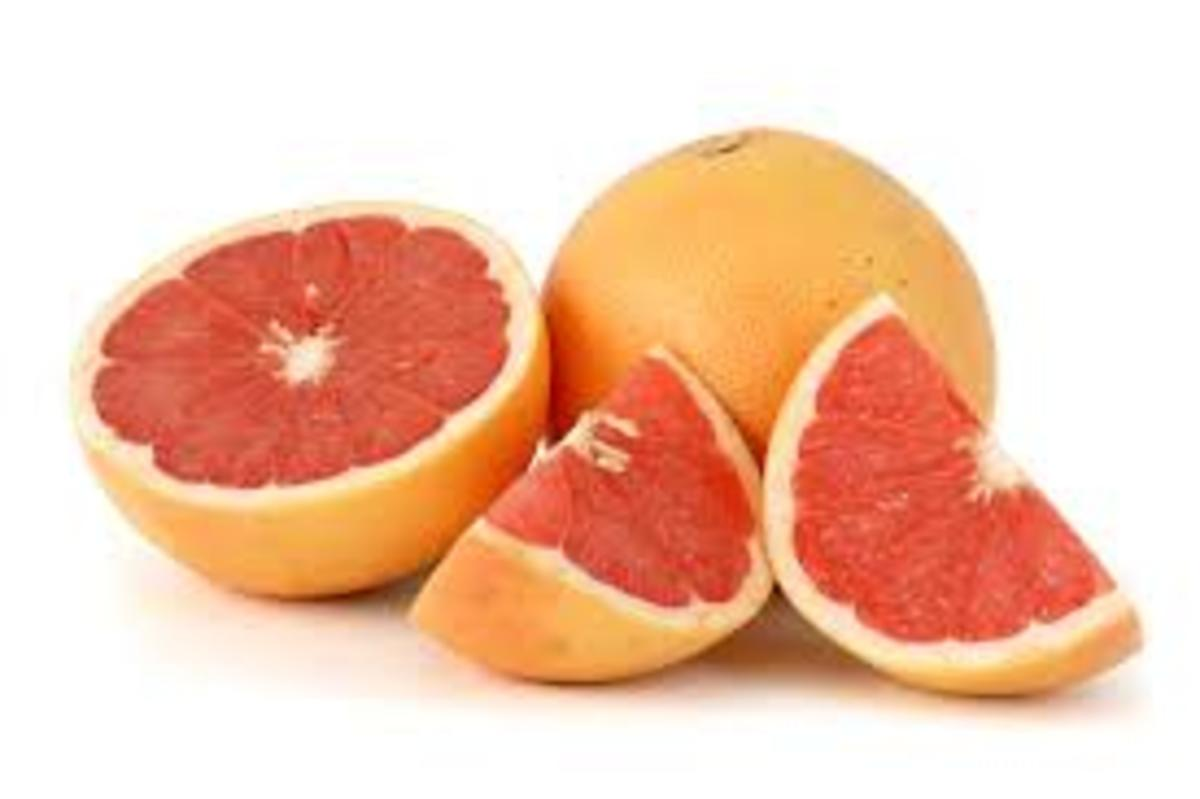 Grapefruit & Certain Medications Don't Mix