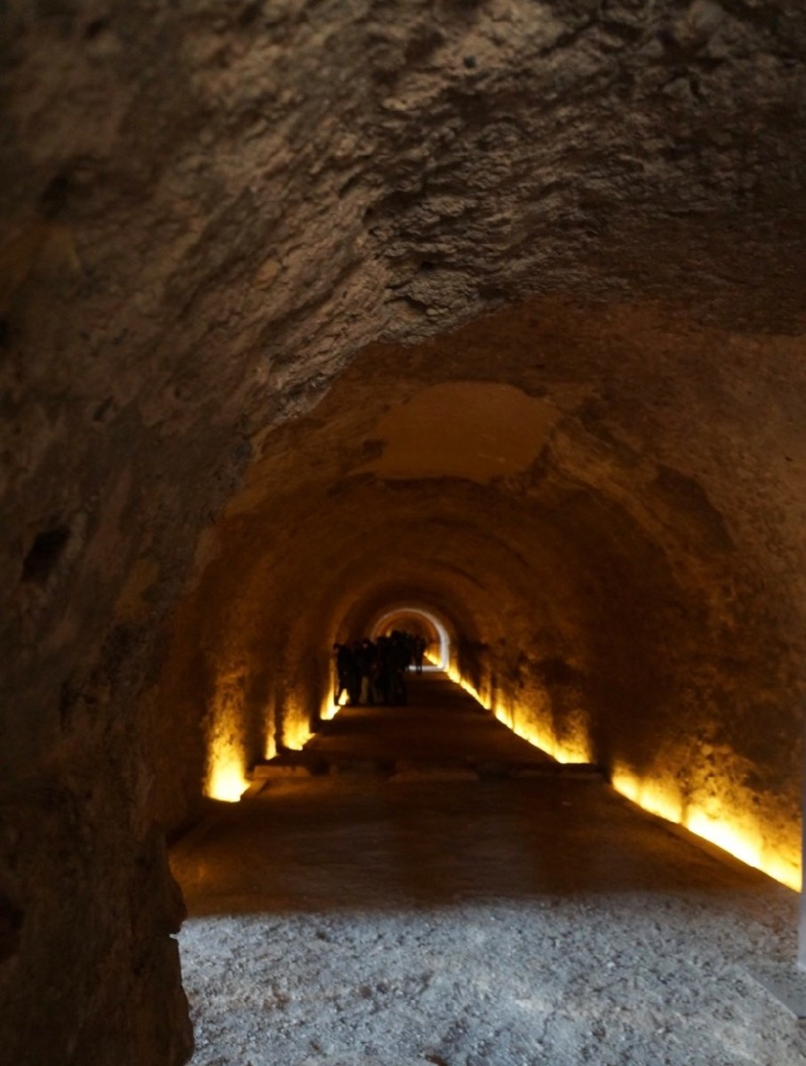 The Tarraco Fortification