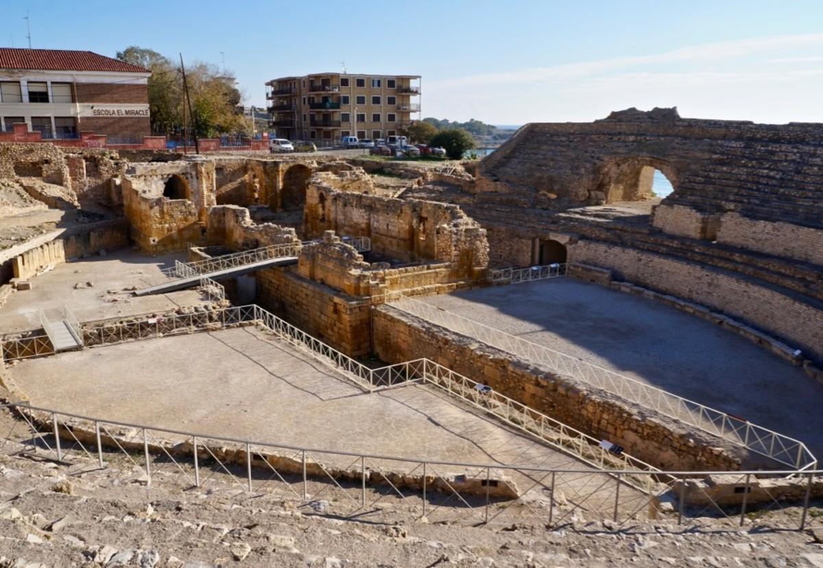 The Amfiteatre