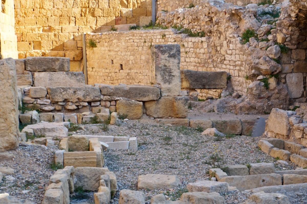 Visigoths Church and Cemeteries