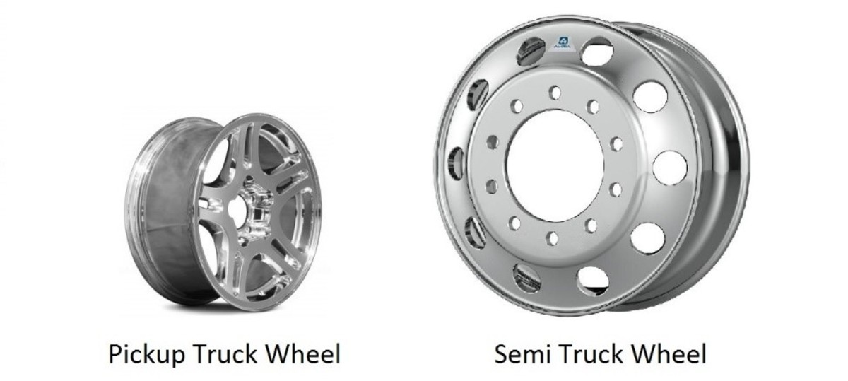 The core products that are manufactured with this company are truck and semi wheels. Additionally, Hummer wheels, motorcycle wheels, semi-trailer hitches and so many other aluminum forges and products are machined as well.