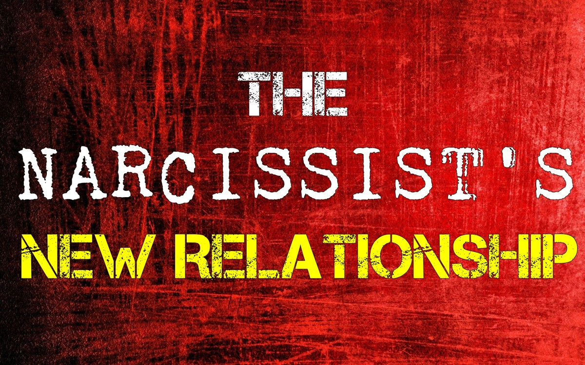 The Narcissist's New Relationship
