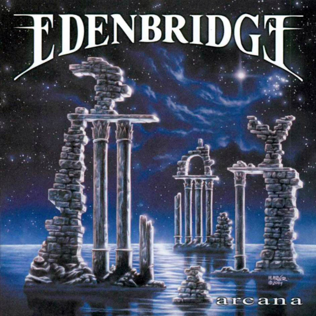 review-of-the-album-arcana-by-austrian-power-metal-band-edenbridge