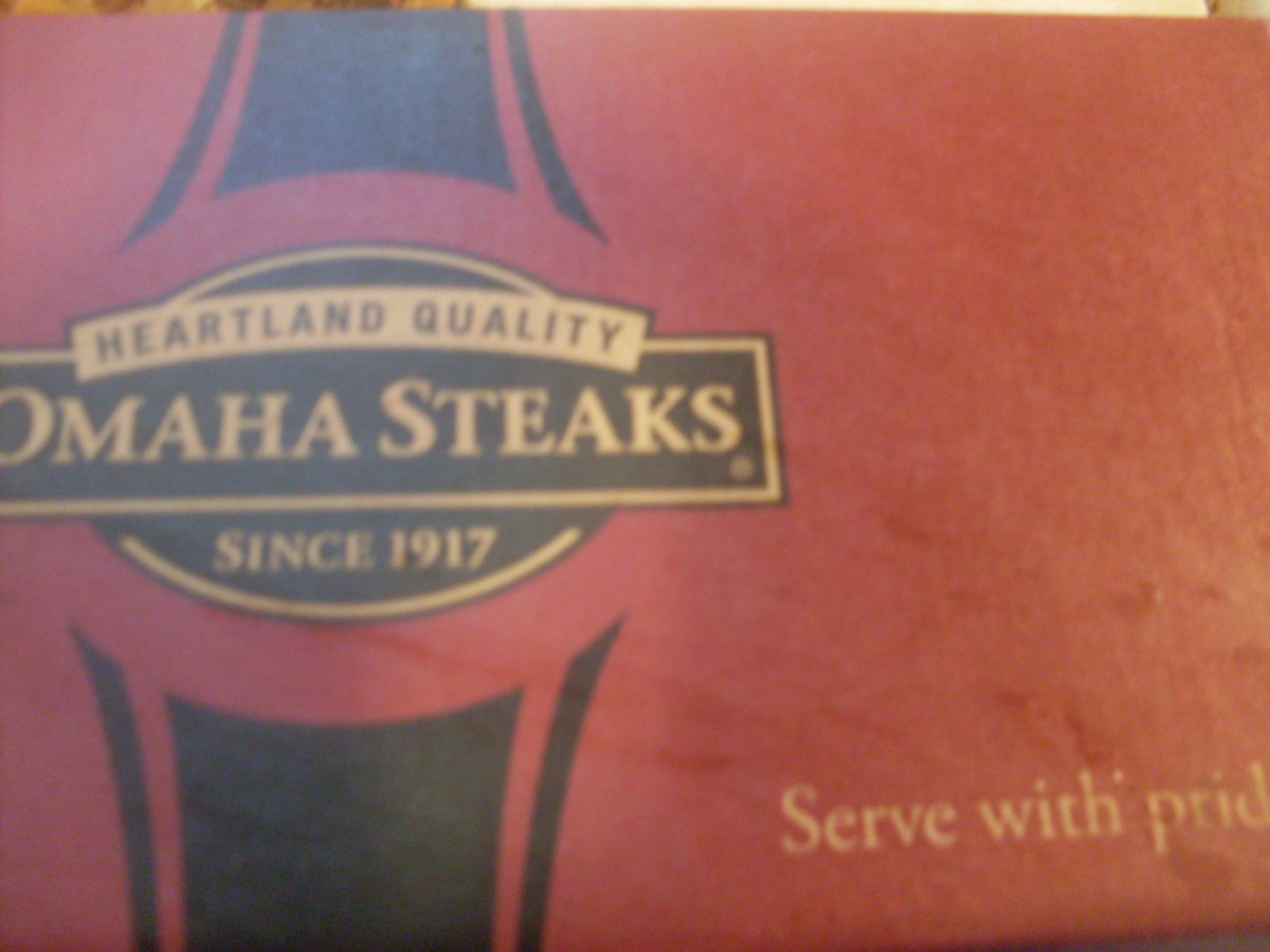 OMAHA STEAKS - A Review