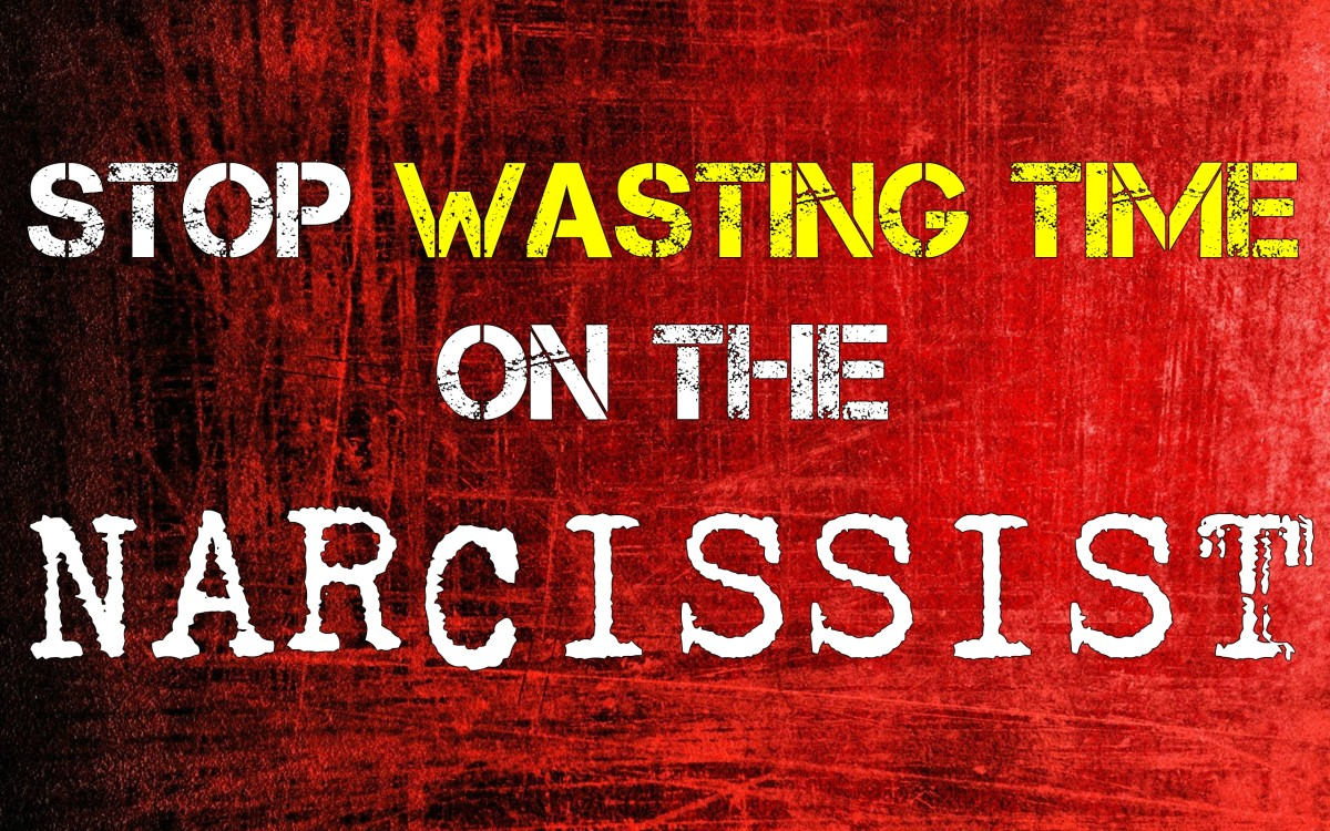 Stop Wasting Time on The Narcissist